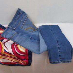 Hollister Classic Light Wash Skinny Jeans